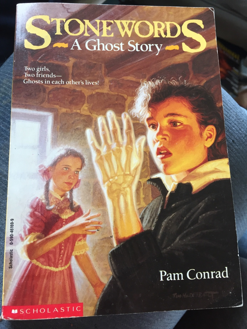 """""""Stonewords — a GhostStory"""""""