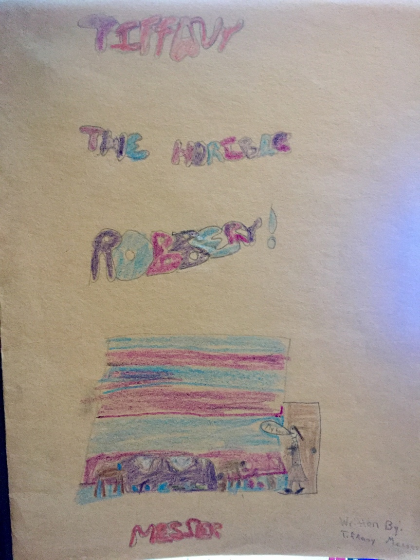 """""""The Horible Robbery"""""""