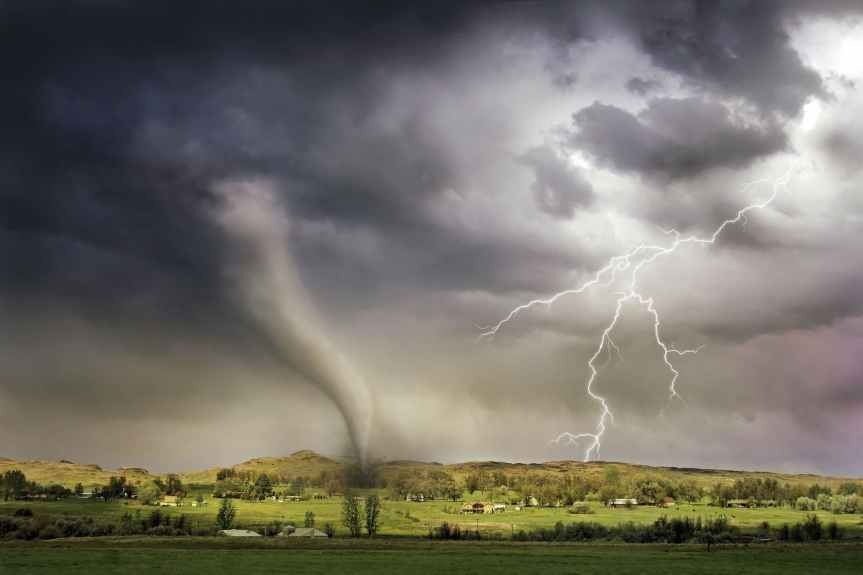 tornado memories